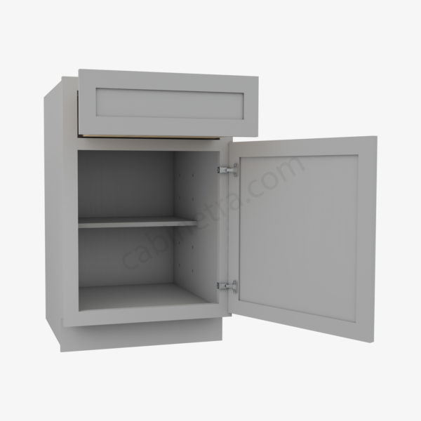 AB B21 1 Forevermark Lait Gray Shaker Cabinetra scaled