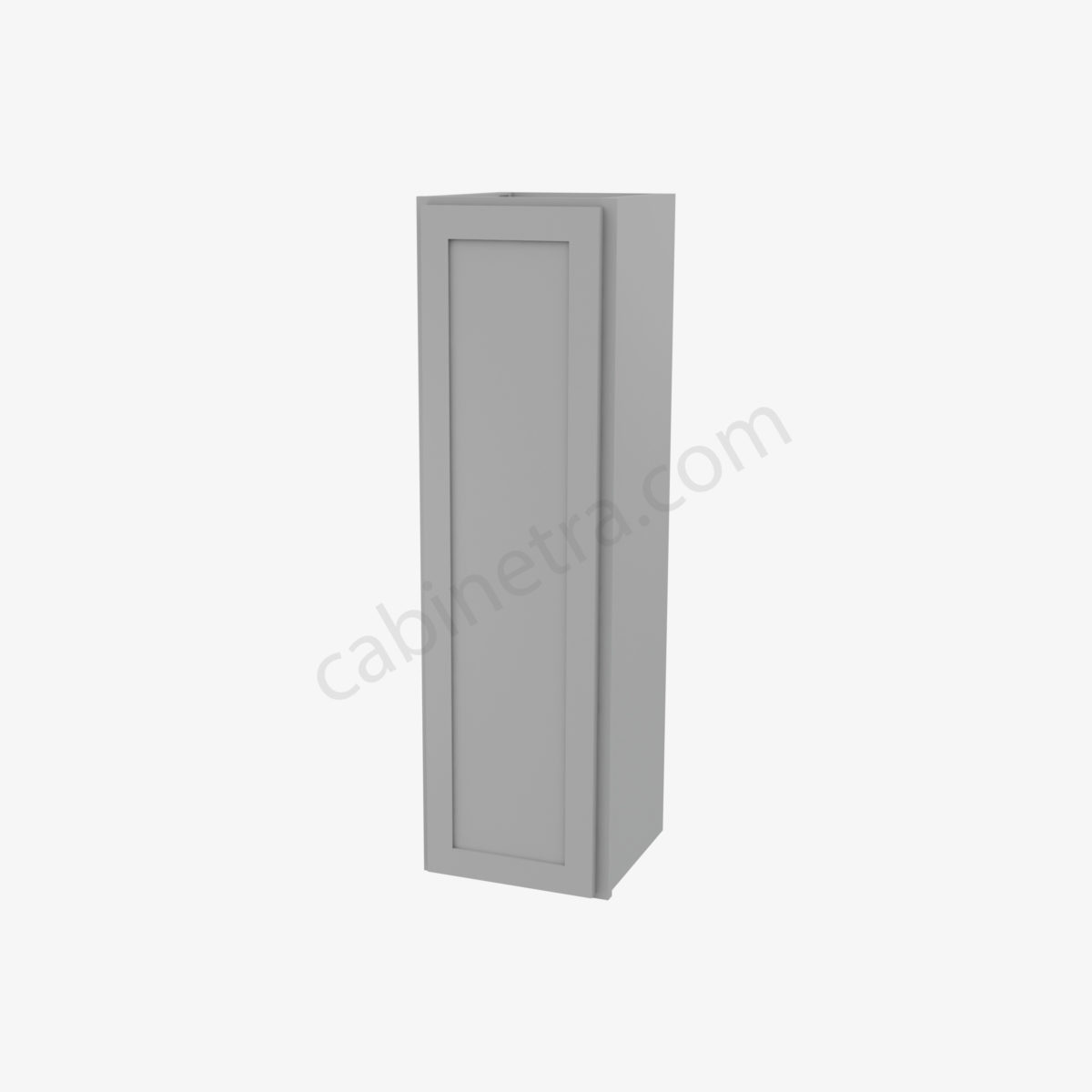 AB W1242 0 Forevermark Lait Gray Shaker Cabinetra scaled