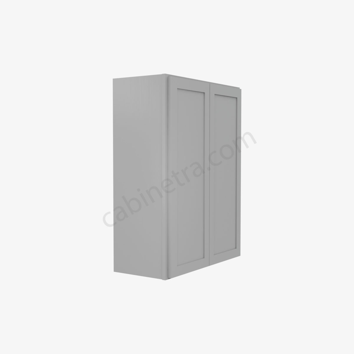 AB W2736B 4 Forevermark Lait Gray Shaker Cabinetra scaled