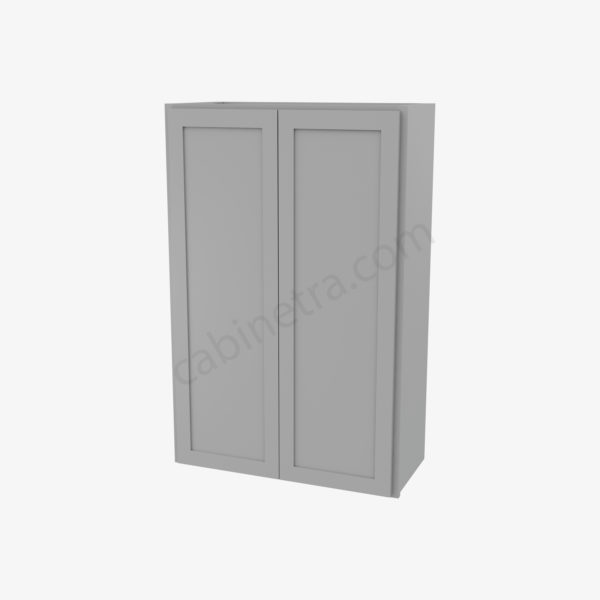 AB W2742B 0 Forevermark Lait Gray Shaker Cabinetra scaled