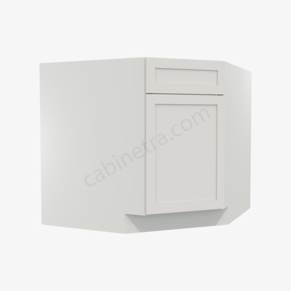 AW BDCF36 0 Forevermark Ice White Shaker Cabinetra scaled