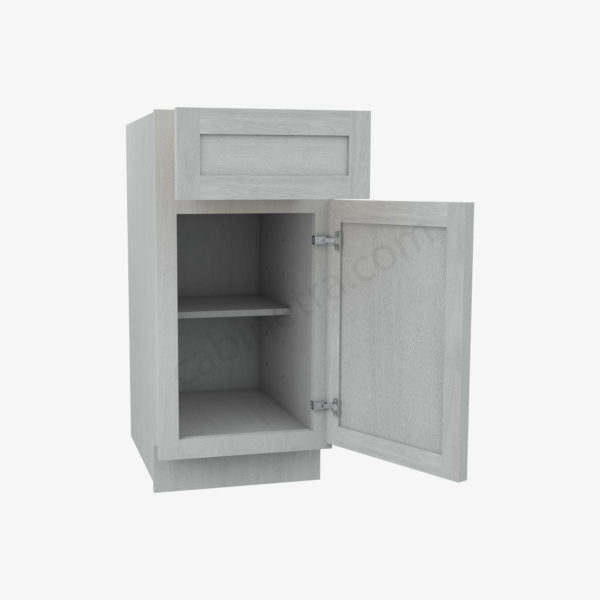AN B15 1 Forevermark Nova Light Grey Shaker Cabinetra scaled