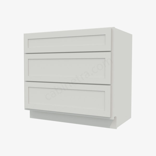 AW DB36 0 Forevermark Ice White Shaker Cabinetra scaled