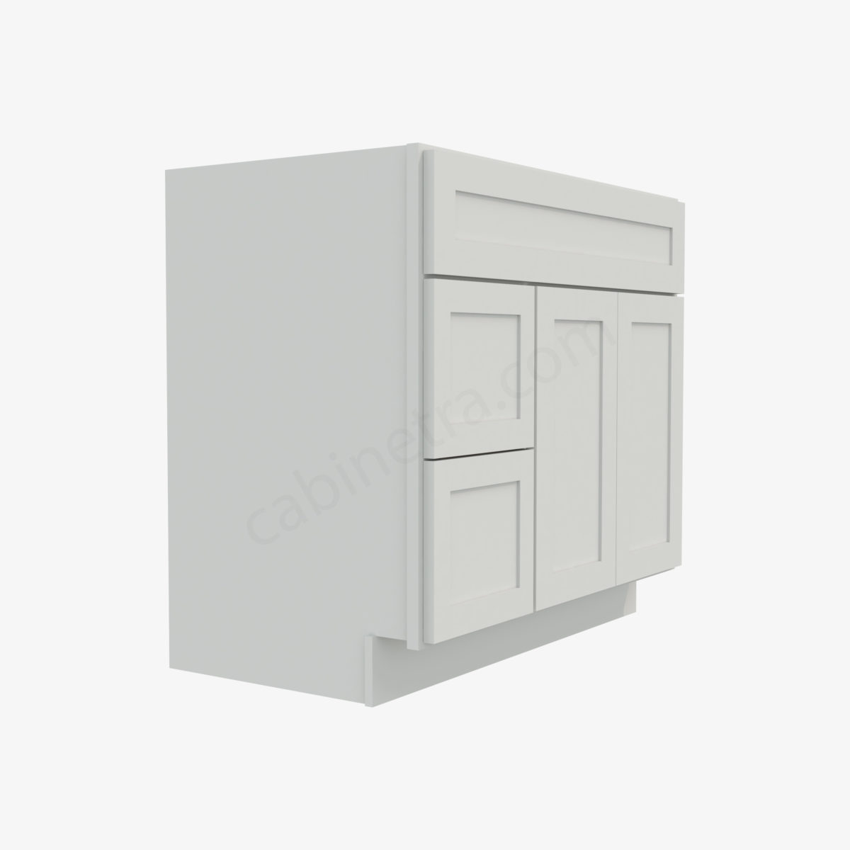 AW S3621BDL 34 4 Forevermark Ice White Shaker Cabinetra scaled