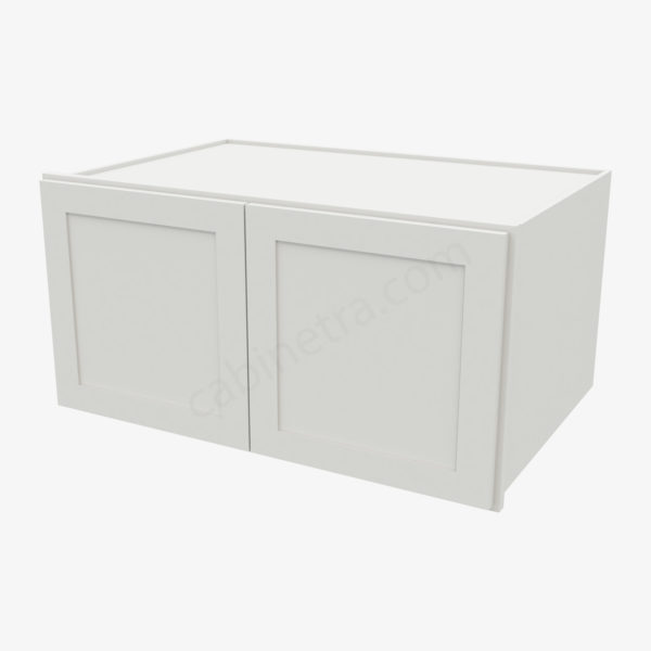 AW W361824B 0 Forevermark Ice White Shaker Cabinetra scaled