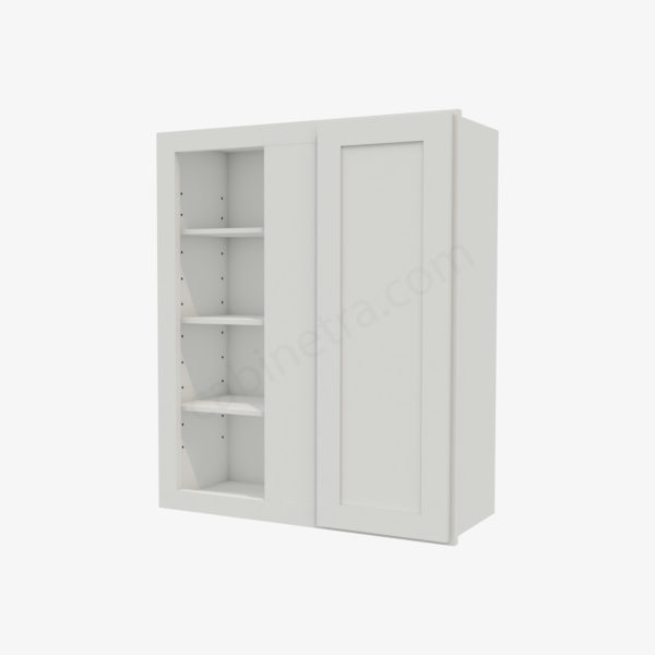 AW WBLC30 33 3036 0 Forevermark Ice White Shaker Cabinetra scaled