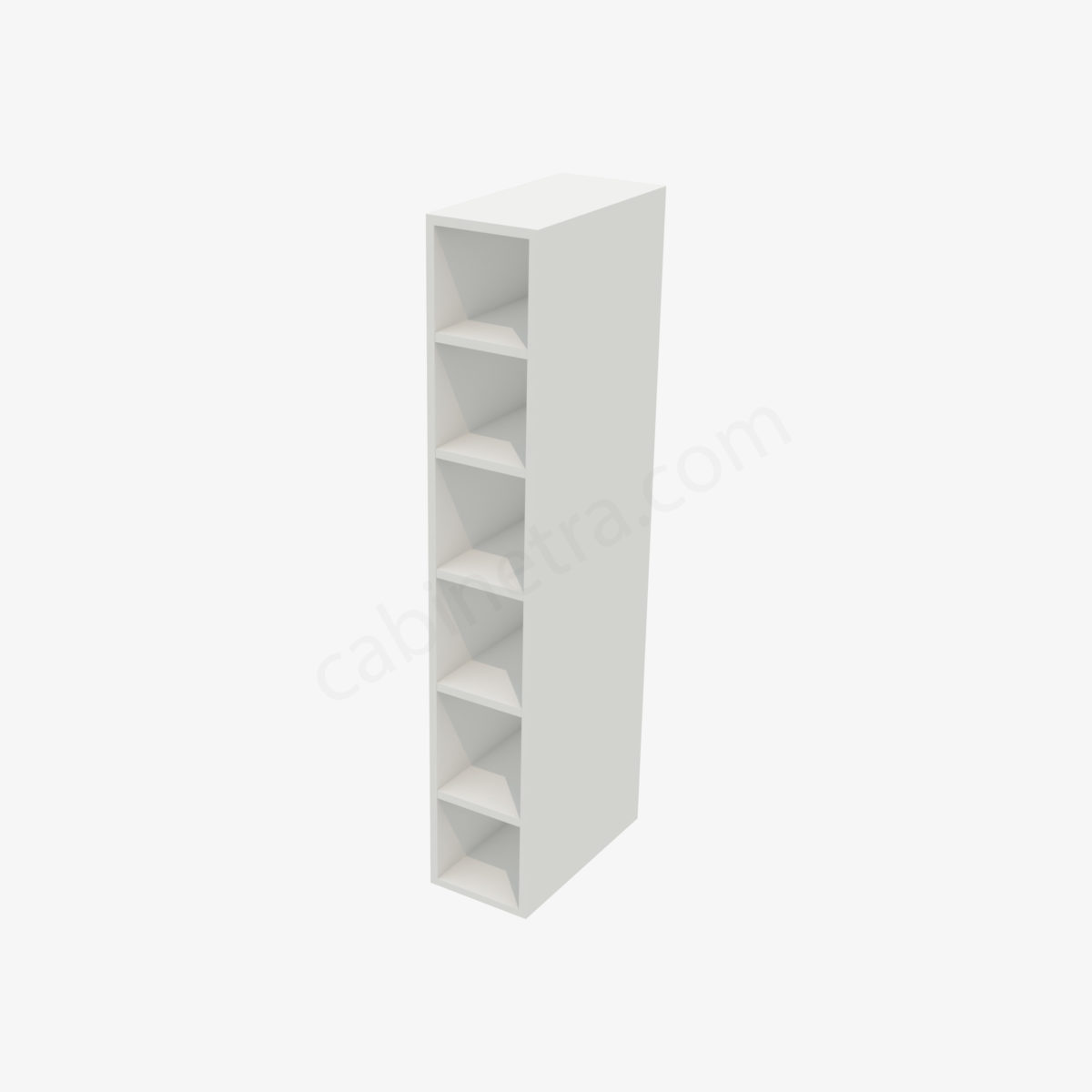 AW WC636 5 Forevermark Ice White Shaker Cabinetra scaled