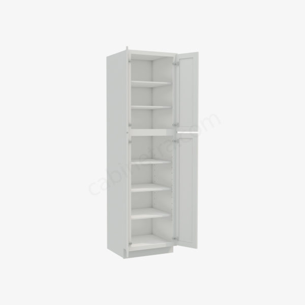 AW WP2490B 1 Forevermark Ice White Shaker Cabinetra scaled