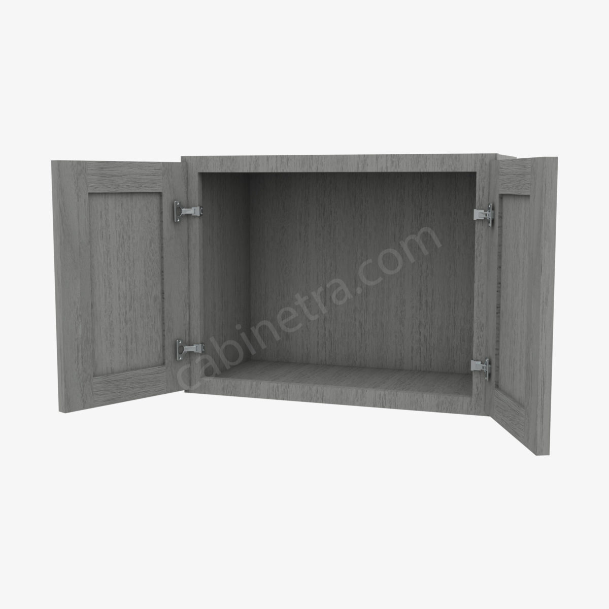 TG W2418B 5 Forevermark Midtown Grey Cabinetra scaled
