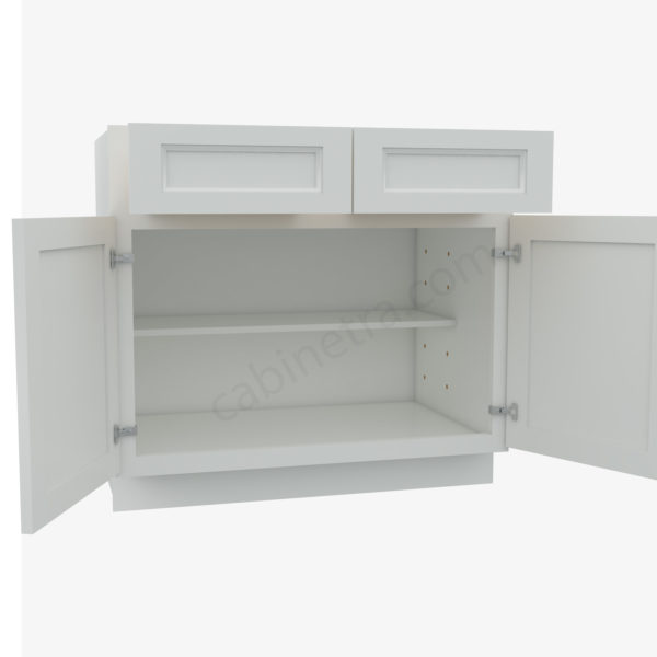 TW B36B 1 Forevermark Uptown White Cabinetra scaled